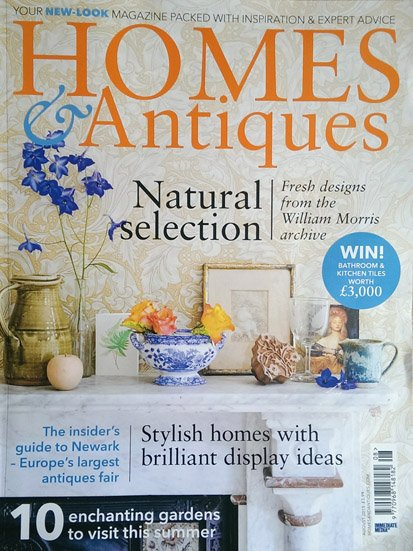 Goglamping in Homes & Antiques