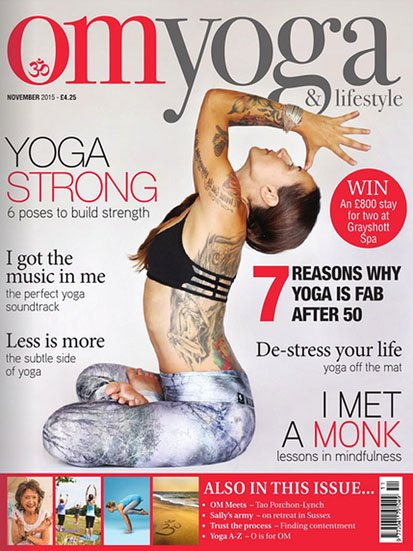 Exotic Yoga Retreats in Om!