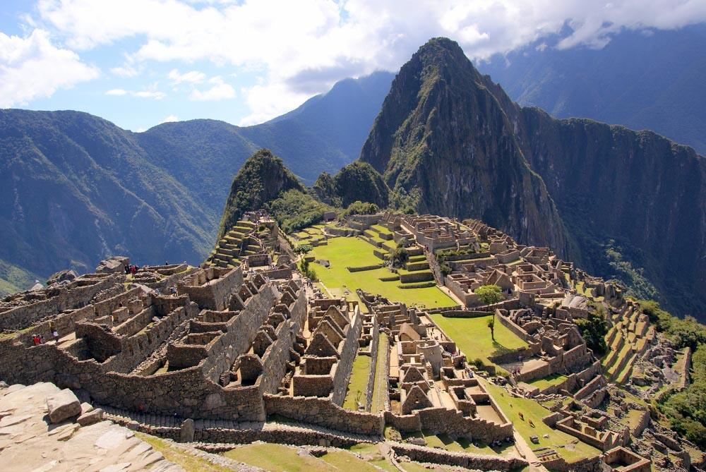 PERU-MACHU PICCU low