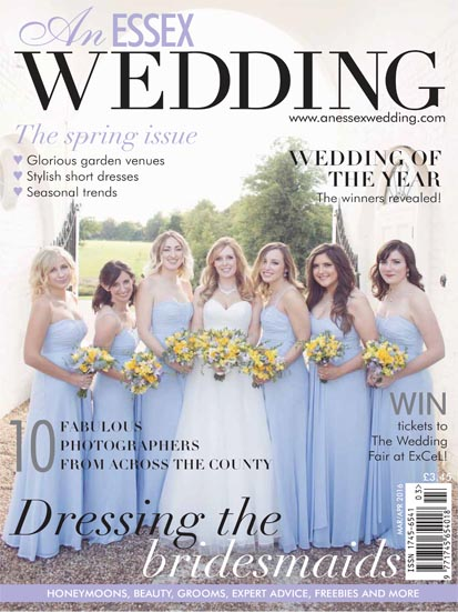 Chic Retreats in County Weddings
