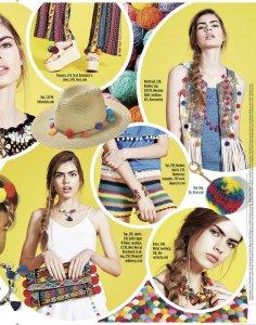 Liz Parry PR fashion coverage, fabulous