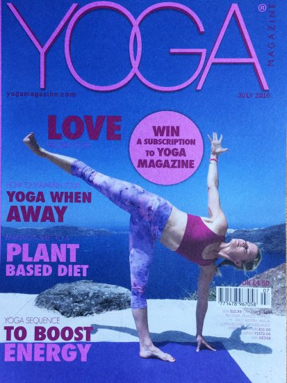 Exotic Yoga Retreats in Yoga mag