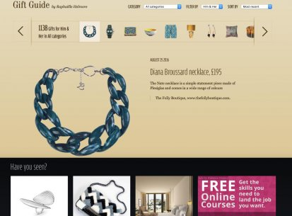 The Folly Boutique in Financial Times
