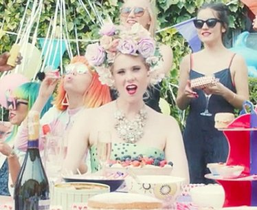 Kate Nash 'Good Summer' video