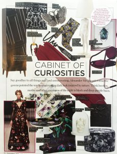 Liz parry pr coverage in living etc, The Folly Boutique