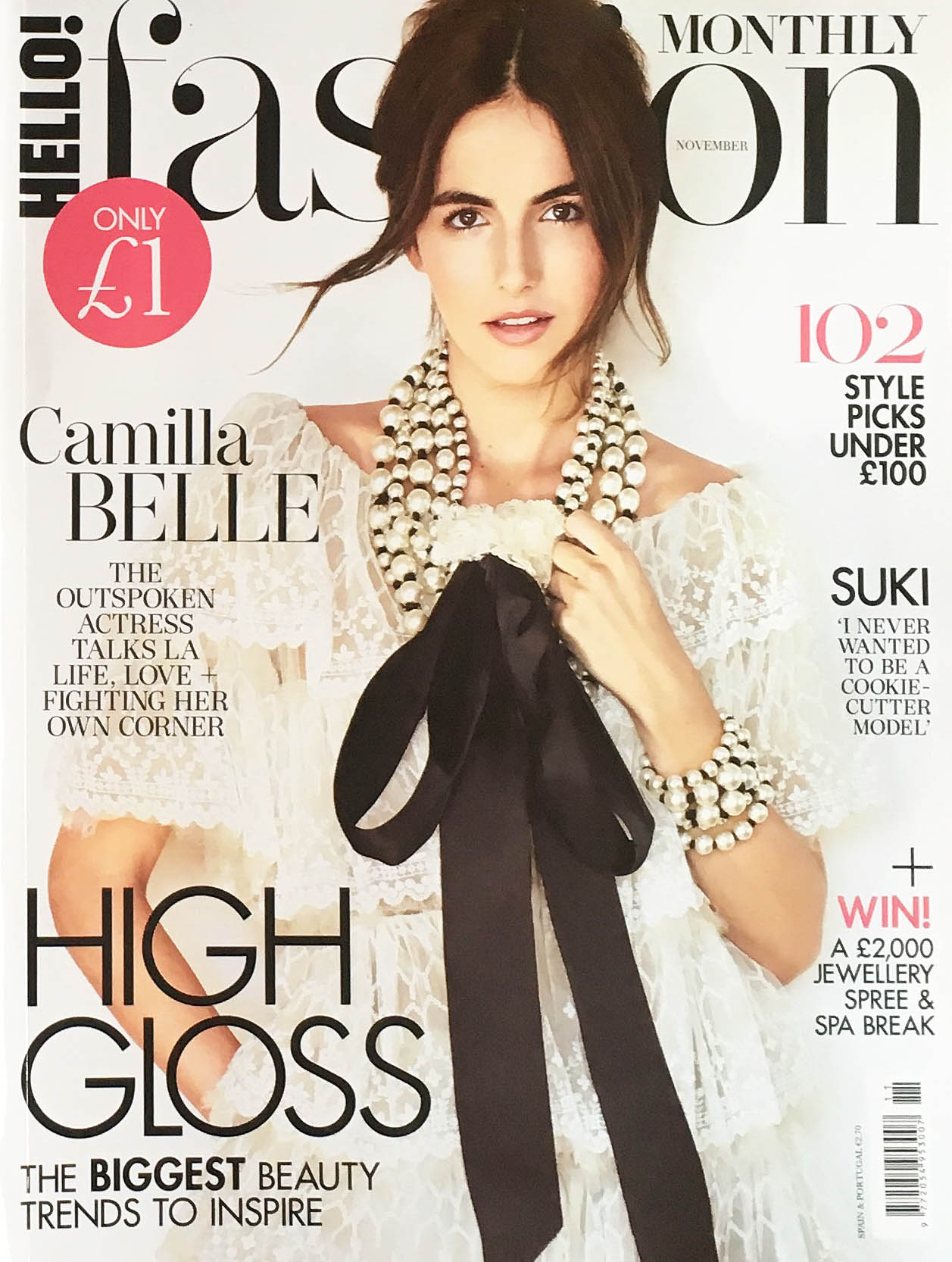 hello fashion monthly