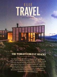 Cabinly in Elle Magazine