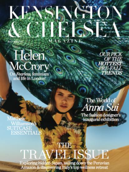 Celia Gould in Kensington & Chelsea