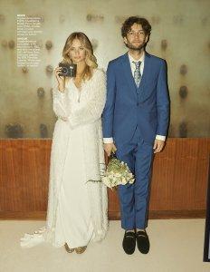Taschka in You & Your Wedding