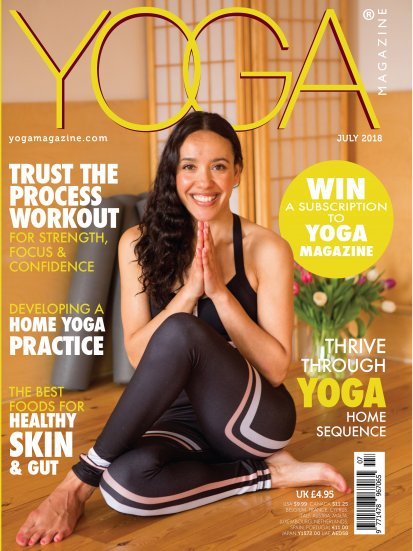 Switchle in Yoga Magazine