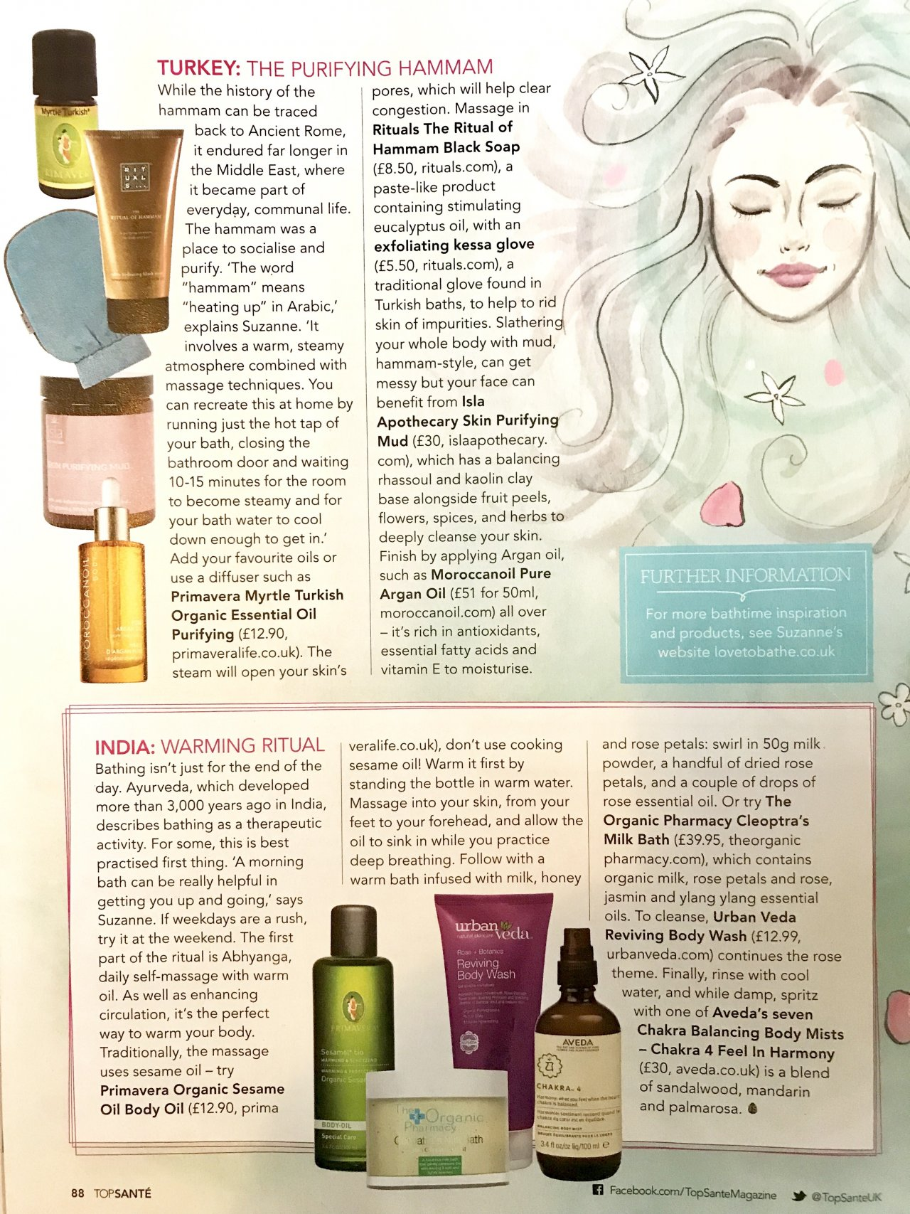 Top Sante, Jan 2019, Pravera coverage