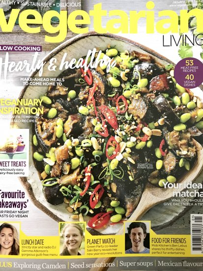 Pravera in Vegetarian Living