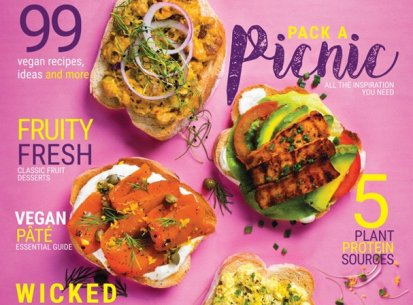Rayners in Plant Based Magazine