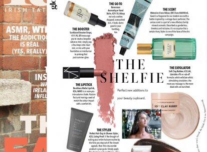 Organii in Irish Tatler