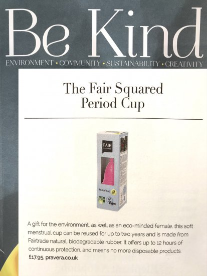 Fair Squared in Be Kind