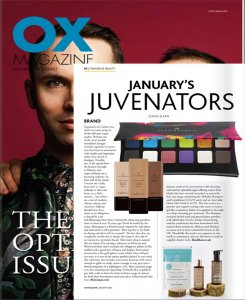 Khadi in Ox Magazine