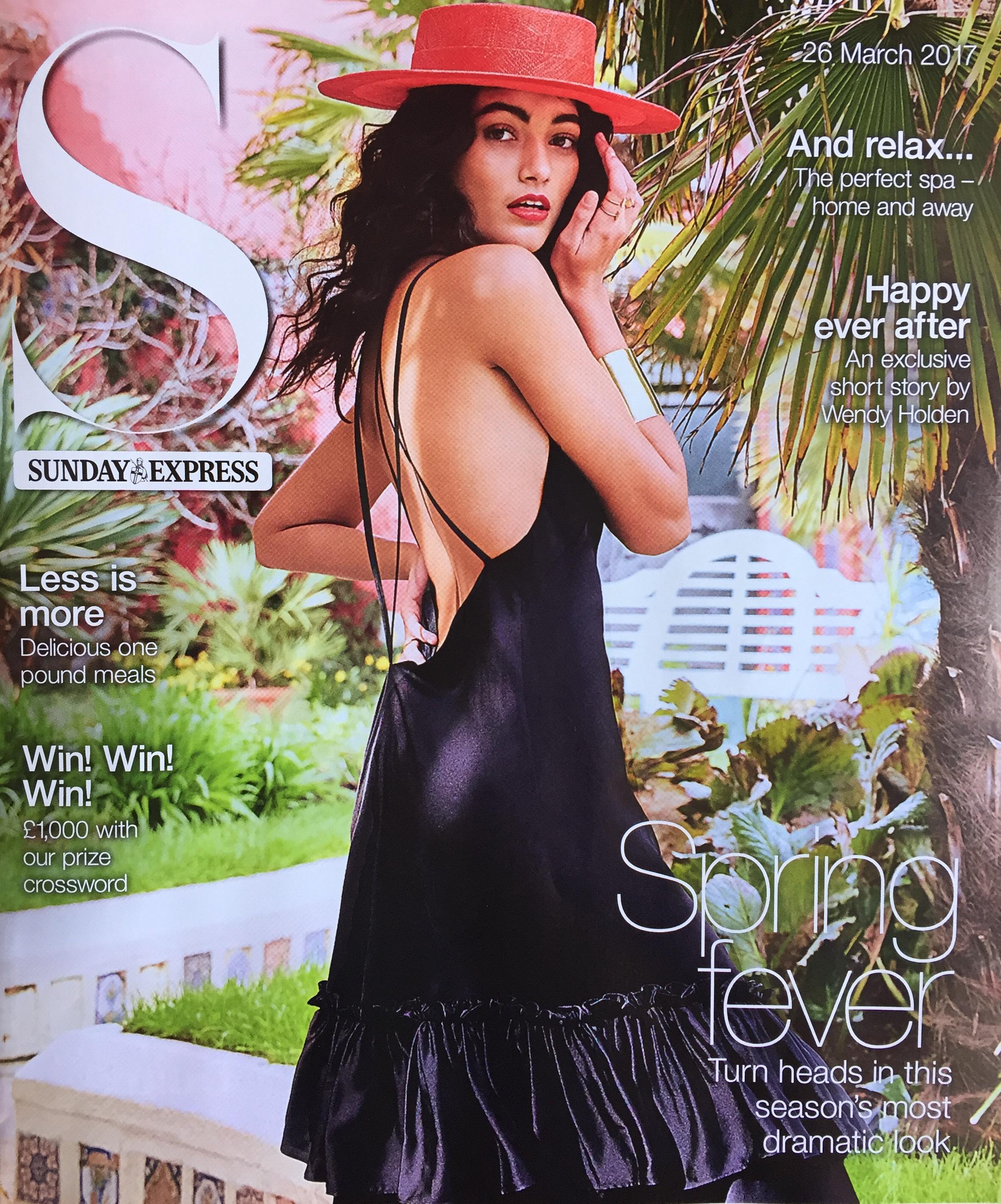Tamarzizt in Express S Magazine