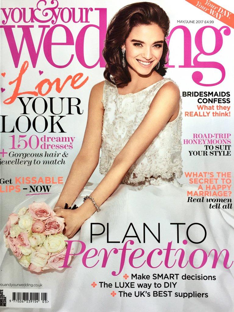 Aquaruby in You & Your Wedding