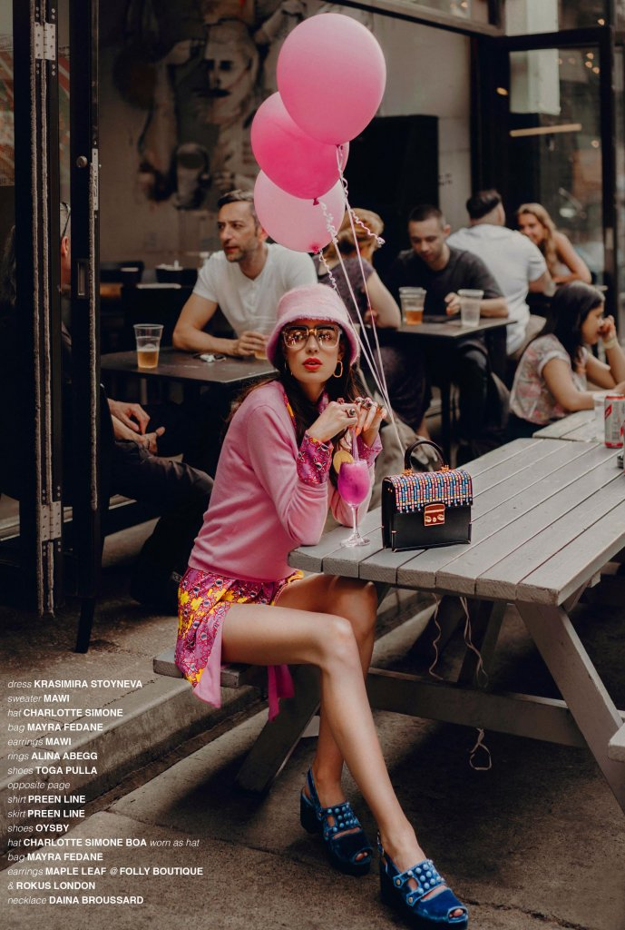 Lucys magazine