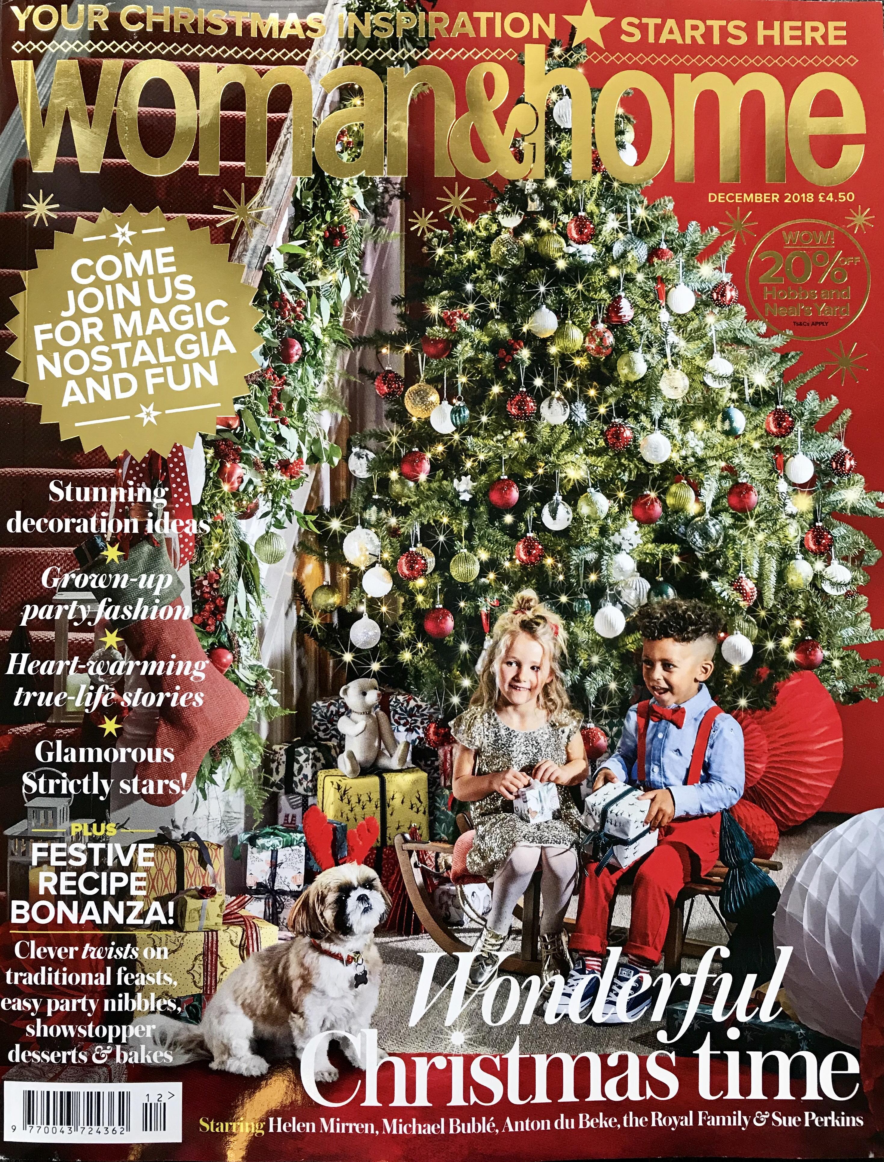 AttikoArt in Woman & Home magazine, Liz Parry PR