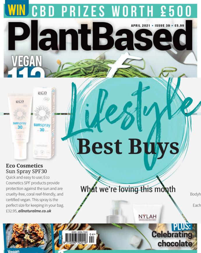 Eco Cosmetics in Plant Based Magazine