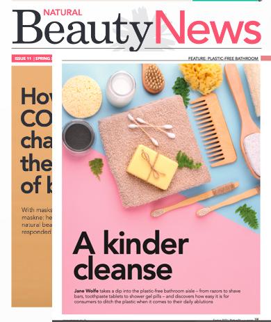 Ben & Anna in Beauty News